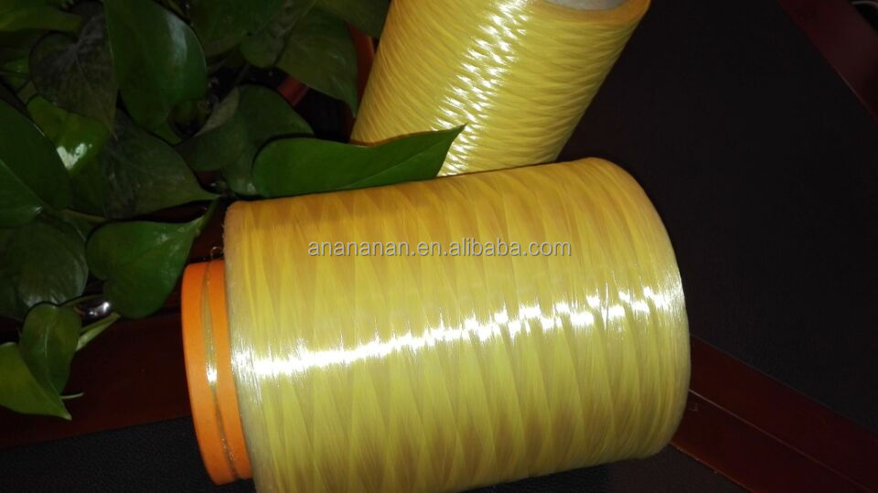 kevlar for optical wires and cable filling