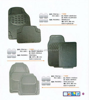 Popular Softextile Floor Covering Car Mats