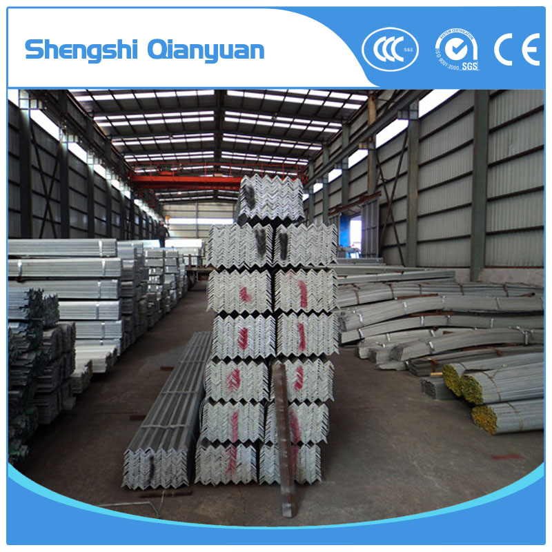 Electric Galvanizing Angle Iron