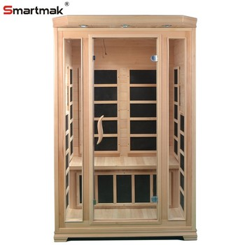Far Infrared Function and Red Cedar Solid Wood Type low emf sauna