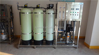 mineral water plant machinery for drinking pure water 1000LPH