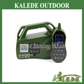 Camouflage game call built-in speaker bird caller mp3 cp-550 fox caller