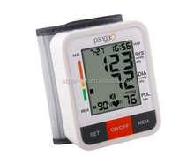 Talking blood pressure monitor with CE and FDA