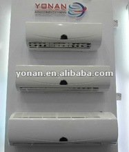 Split wall mounted Air Conditioning with cool and warm