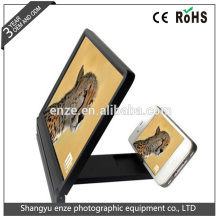 3D mobile phone screen magnifier / portable cellphone screen magnifier / tablet screen magnifier