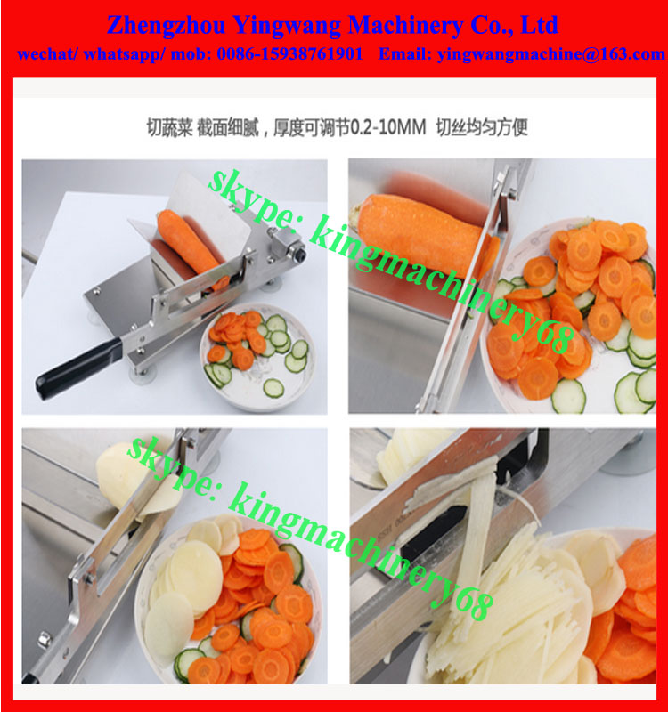 stainless steel Lamb/mutton/beef slicing machine