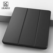 Auto sleep wake ultra slim pure color stand magnetic tablet leather case for ipad pro 9.7 12.9 mini 1/2/3
