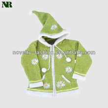 Knitted Wool Sweaters Design Of Baby