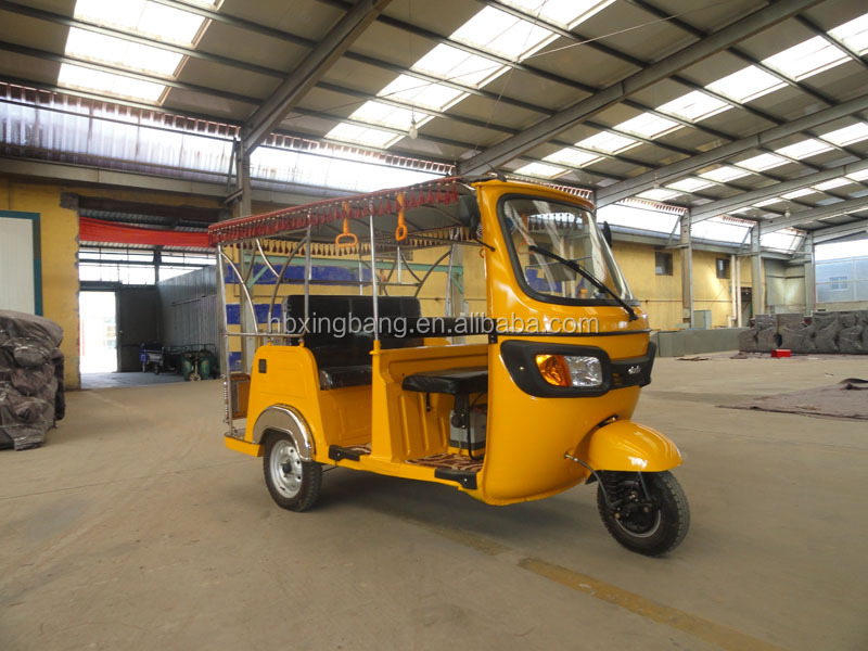 india new double seat TVS/bajaj tricycle made in chia