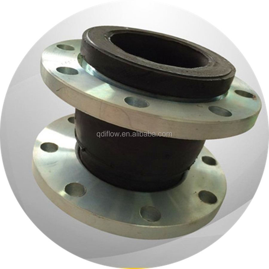 Best Sell Rubber Body Single Expansion Joint with Flange End