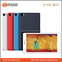 3g tablet pc with front and back camera bluetooth gps fm functions android os