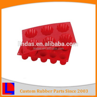 customized rubber silicone kitchenware tool