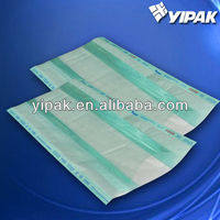 Medical Gusseted pouches for sterilisation package