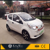China 50km/h 4 seater electric transportation vehicle