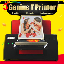Modified for Epson R1390 DTG Flatbed Garment Printer,T-shirting Printing Machine