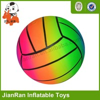 Colorful Volleyball , inflatable sports ball, PVC beach ball