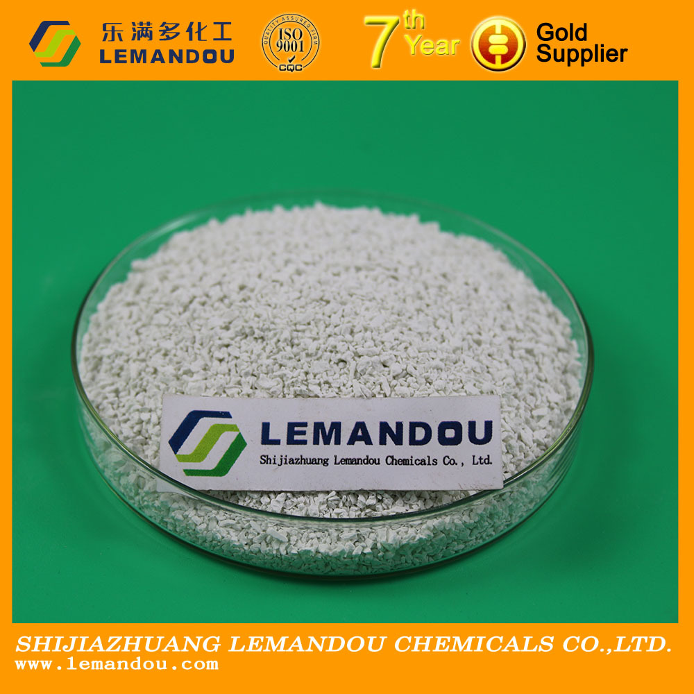 TRICHLOROISOCYANURIC ACID- TCCA EFFECTIVE BLEACHING AGENT