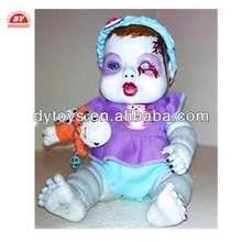 ICTI certificated custom made halloween monster scary doll