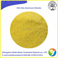 Yellow polyaluminium chloride pac for sale