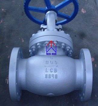 BS standard Cryogenic cast steel Flanged Needle Valve