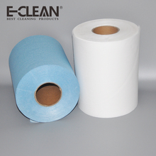 industrial jumbo Clean paper roll cleaning wiper