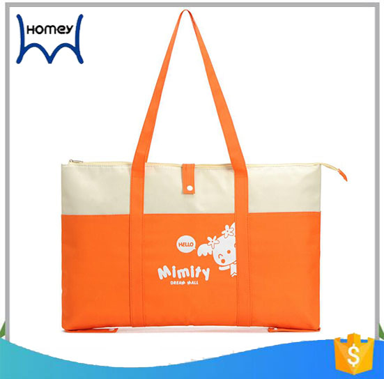 Extra large portable drawstring insulated structured cooler tote bag