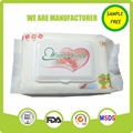 High quality spunlace nonwoven alibaba china baby wipes,baby wet tissue