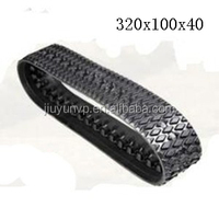 Rubber crawler IHI IS27F,IS27FX 320x100x40 / IHI Construction Rubber crawler Track