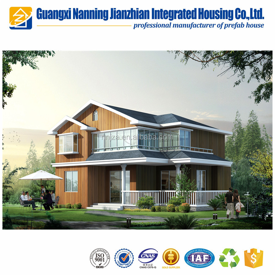 Modular home/prefabricated villa /prefab house made in China