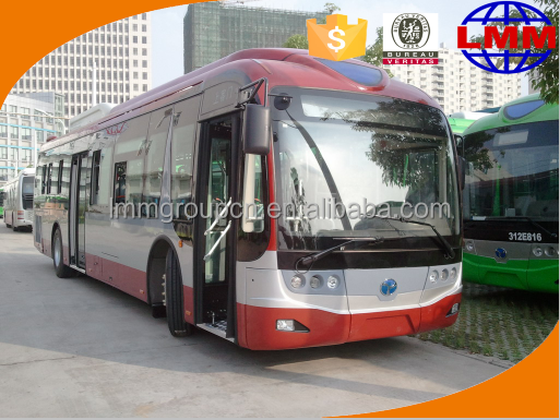 hyundai city bus