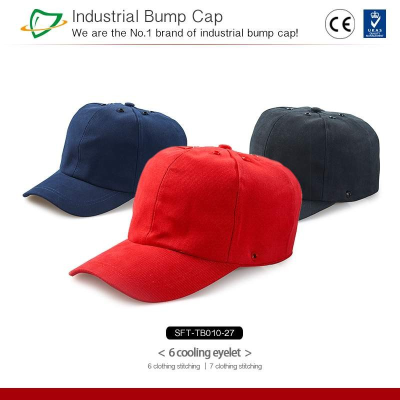 bump helmet,bump cap,100% cotton cap