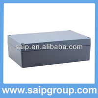 small electrical waterproof aluminium box 222*145*75(mm) metal case