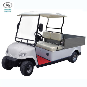 Electric Vehicle Utility Car with case