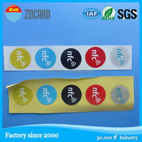 2016 new cheapest sticker! nfc tag for all nfc device smartphone