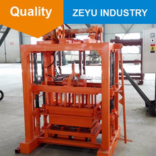QTJ4-40 automatic concrete brick making machine price