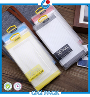 Quality guarantee customize phone cases plastic packaging boxes manufacturer