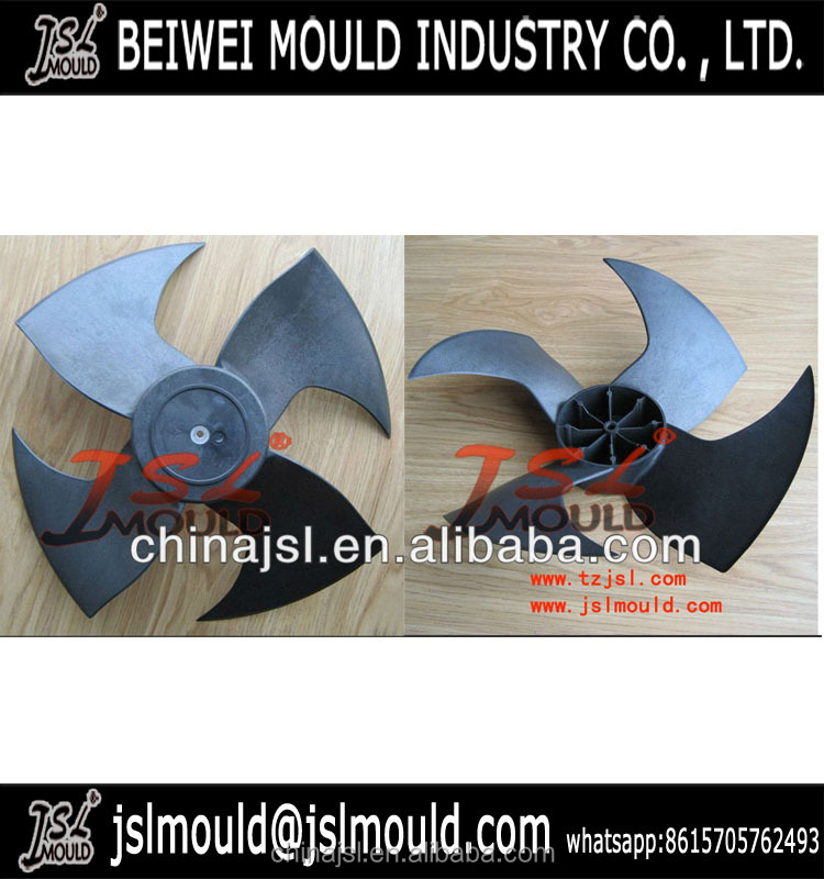 Air Conditioner Fan Blade plastic mold