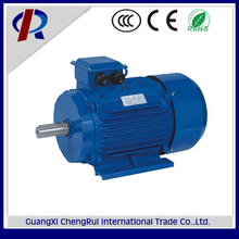 240v high torque low rpm ac electric motor/0.75 kw three phase motor