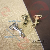 J8-121A - 15mm Small Dog Hook (Please ask the availability before ordering)