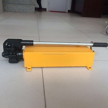 Sale the large oil capacity high pressure hydraulic oil piston hand pump
