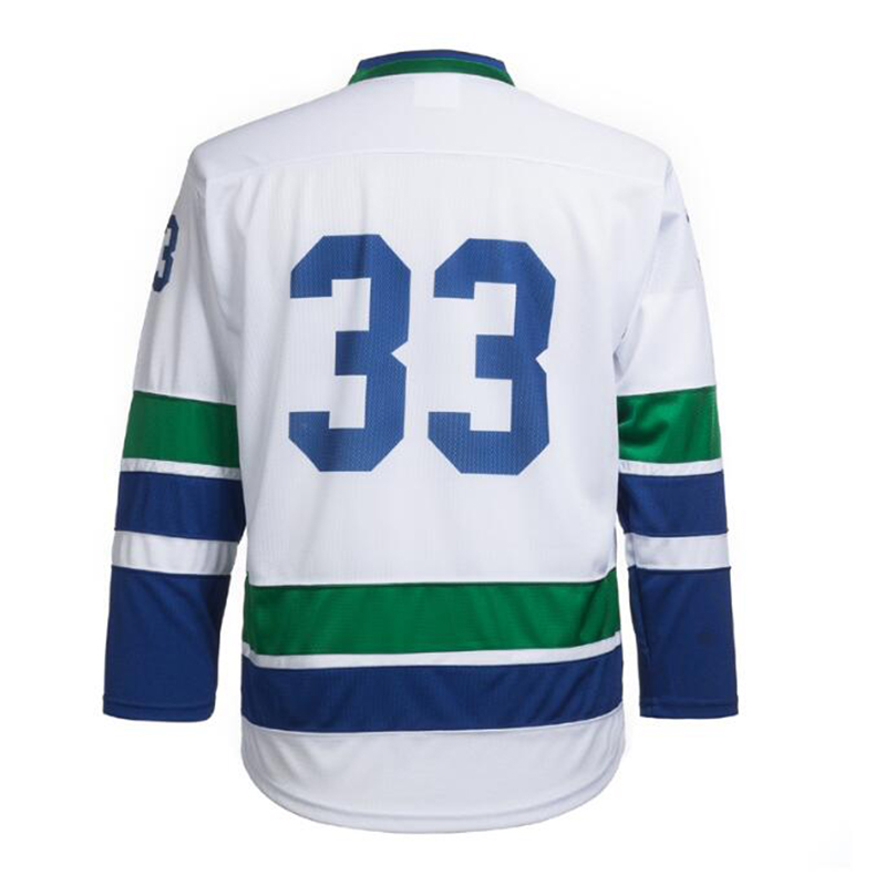 Vancouver Canucks hockey shirts custom reversible ice hockey jerseys