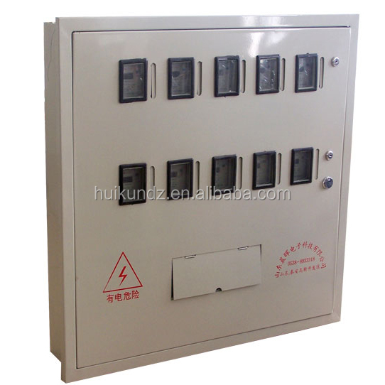 electricity meter box