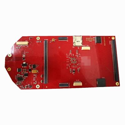 High quality advanced electronics projects ru 94v0 pcb printed circuit board