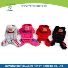 Lovoyager pet products pet apparel dog clothing dog pants hoodie for China wholesale