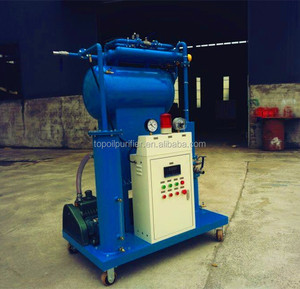 Industrial Used Transformer Oil Filter Machine