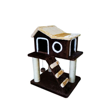Wholesale Sisal Cat House Jumping Toy For Cats