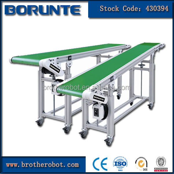 Industrial Products Transfer Used Electric PVC Belt Conveyor