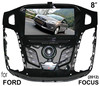 (for Ford Focus 2012): 8 inch Car DVD GPS With RDS/IPOD /FM/BT