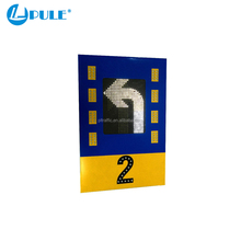 Hangzhou led road safety flashing light led arrow light led lights arrow board