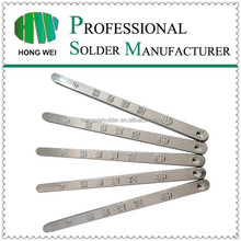 Good quality lead free tin copper Sn99.5Cu0.5 pure tin solder